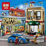"Конструктор аналог LEGO City 60200 ""Столица"" LEPIN 02114 (1356 деталей), фото 3"