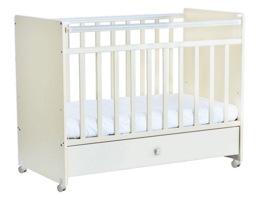 Детская кроватка Фея 700 Слоновая кость
