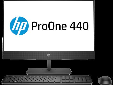 "Моноблок HP ProOne 440G4 NT AiO 4NU52EA 23.8"", UMA, i3-8100T, 4GB, 1TB, W10p64, DVD-WR, 1yw, kbd, mouse, Spk,"