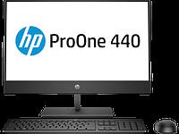 "Моноблок HP ProOne 440G4 NT AiO 4NU52EA 23.8"", UMA, i3-8100T, 4GB, 1TB, W10p64, DVD-WR, 1yw, kbd, mouse, Spk,, фото 1"