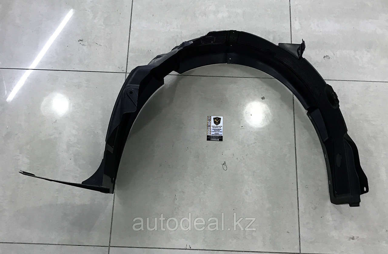 Подкрылок задний правый JAC S3