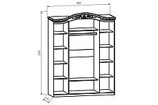 Комплект мебели для спальни Щара 4, Белый, Форест Деко Групп(Беларусь), фото 2