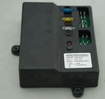 Engina управления модель eim одноцветное MK3 12 В для дизельный двигатель генератора части, фото 2