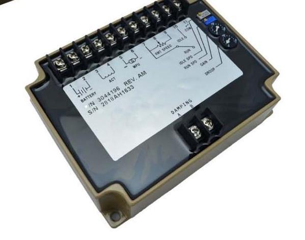 Регулятор скорости модуля 3044196 для генератора, фото 2