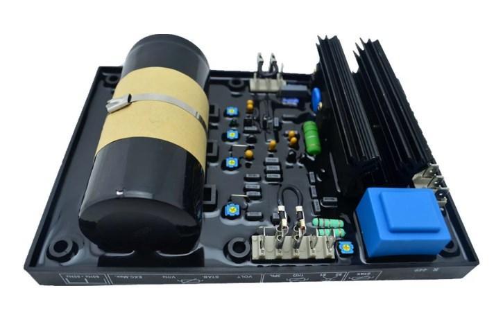 Генератор схема автоматический регулятор напряжения R449