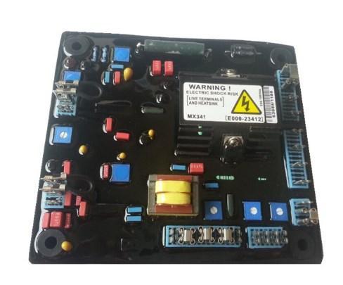 100kw генератор напряжение регулятор avr sx460 цена