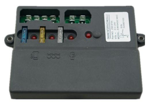 12 В интерфейсный модуль контроллера EIM 630-465, фото 2