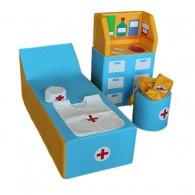 Набор «Медицинский уголок» комплект