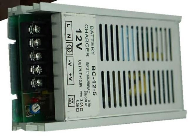 Зарядное устройство генератора 12 В или 24 В BC125 5A, фото 2
