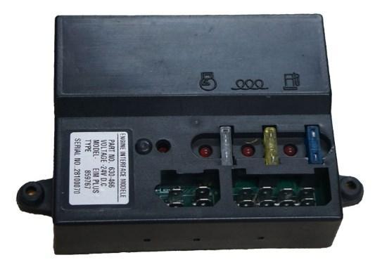 PCB EIM630-466 24 В двигатель интерфейсный модуль для контроллера