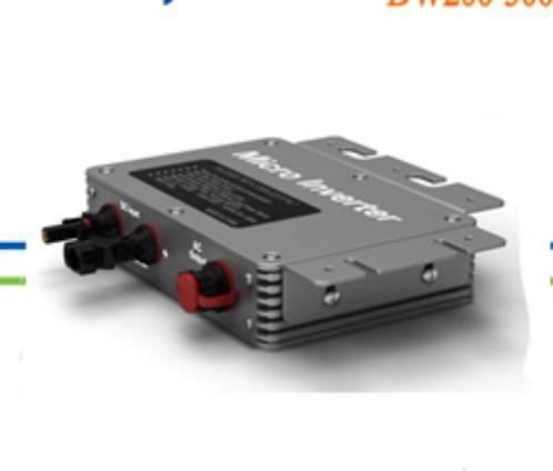 Сетка Tie Солнечные микро инвертор 200 Вт 230 Вт 250 Вт 260 Вт 300 Вт с водонепроницаемым