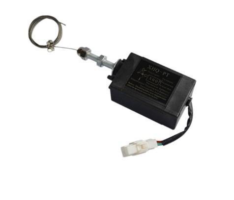 Стоп электромагнитный XHQ-PT 12 В 24 В, фото 2