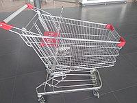 Тележка для супермаркета HBE-BG-80L