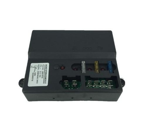 Контроллер 258-9755 двигатель интерфейсный модуль EIM одноцветное MK3 24 В, фото 2