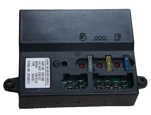 Двигатель интерфейсный модуль управления электрический EIM 630-466, фото 2