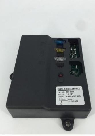 Дизель-генератор части управления двигателем модель DC 12 В EIM одноцветное MK3, фото 2