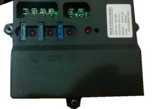 EIM630-466 дизельный двигатель интерфейсный модуль, фото 2