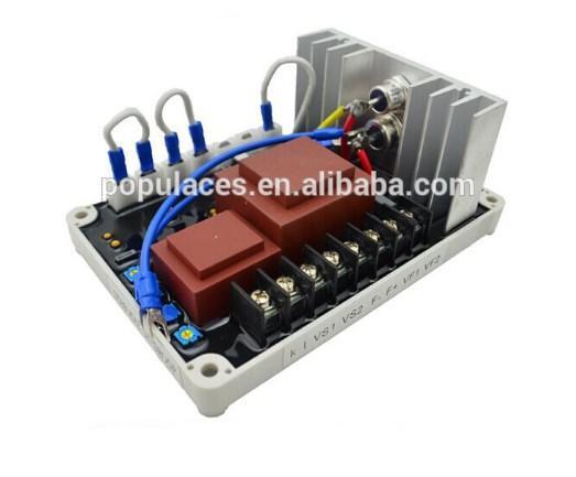 Генератор AVR EA15A-2, фото 2