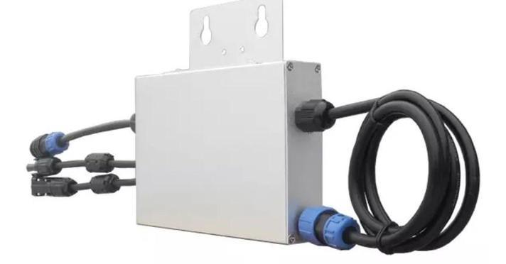 Новый дизайн на сетке-галстук инвертора 230 Ватт водонепроницаемый микро инвертор, фото 2