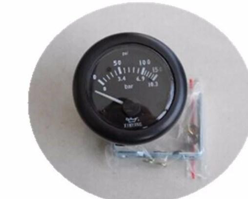 Электронный давления масла Датчик напряжения 12VDC 24VDC Сделано в Китае