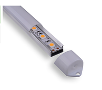 Профиль для рекламы, для светодиодной ленты C017A