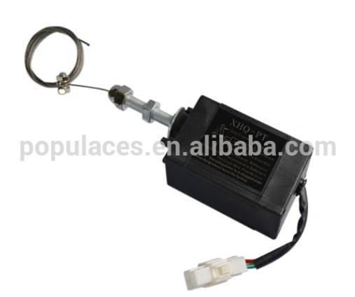 XHQ-PT 12 В 24 В генератор Стоп электромагнитный для дизель-генератор, фото 2