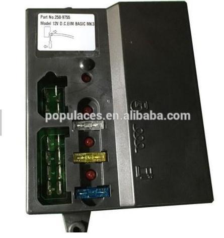 Модуль управления генератором eim одноцветное MK3 12 В, фото 2