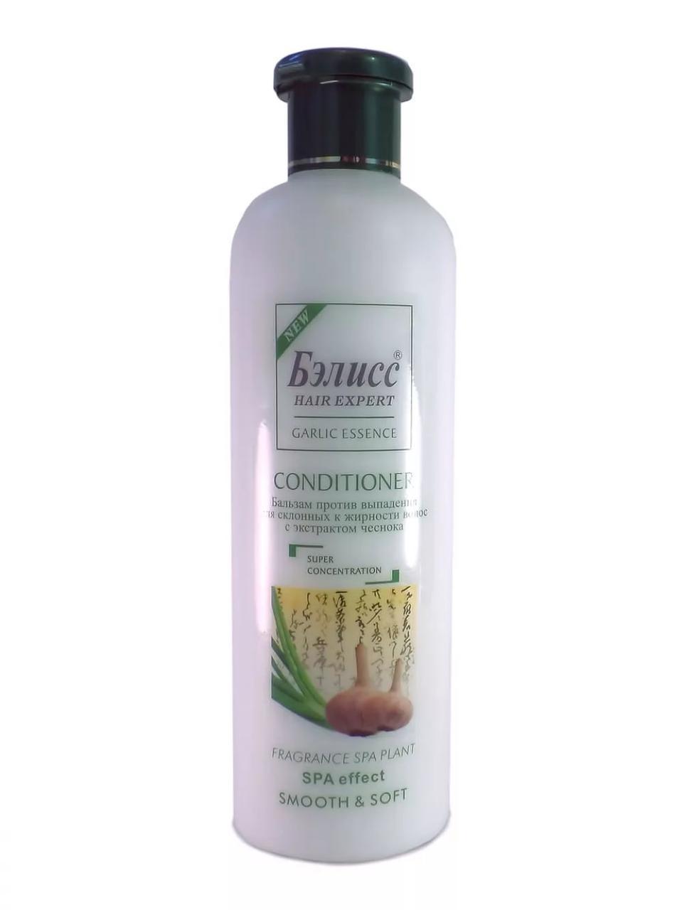 Бэлисс - Бальзам против выпадения для склонных к жирности волос с экстрактом чеснока