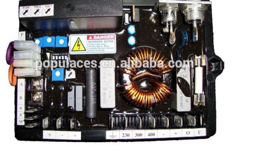 Генератор запасных частей AVR M40FA610A