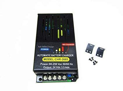 CHR-2685 24 В 3.5A генератор автоматическое зарядное устройство, фото 2
