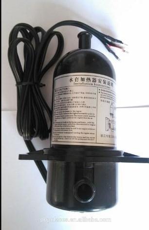 Генератор водонагреватель 1кВт для датчика температуры воды, фото 2