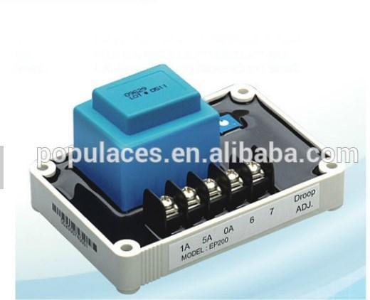 Генератор AVR 12 В DC регулятор напряжения avr EP200