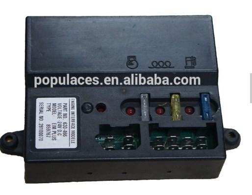 EIM630-466 генератор модуля контроллера интерфейса дизельного двигателя электронный, фото 2
