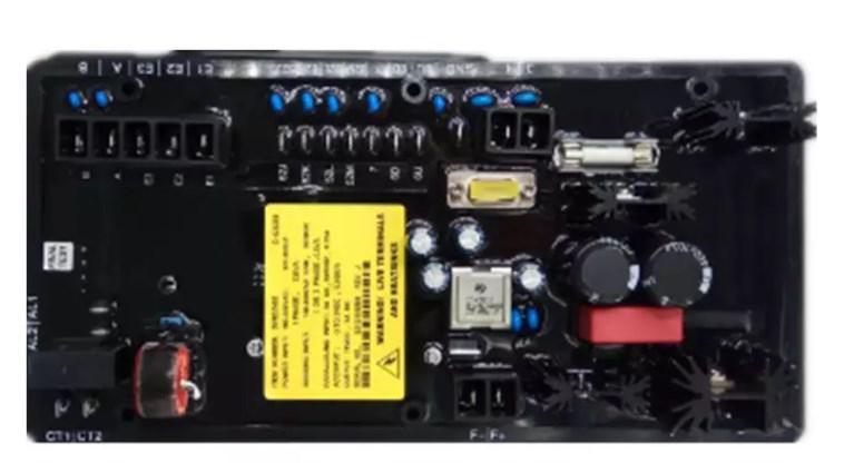 Генератор автоматический регулятор напряжения DVR2000E AVR