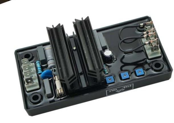 100% гарантия качества генератор 25kva стабилизатор напряжения avr регулятор avr R230, фото 2