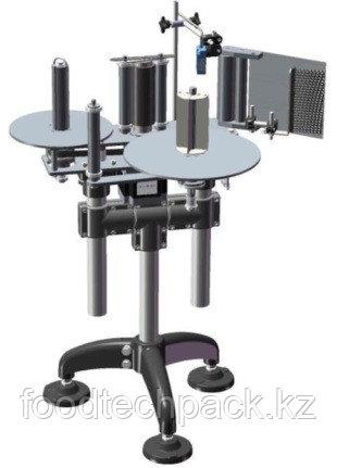 Автомат нанесения стикерной этикетки однопозиционный