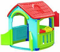 """Игровой домик """"Кухня+мастерская"""" пластиковый, фото 1"""