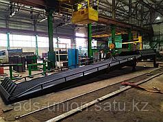 Мобильная рампа для погрузочно разгрузочных работ (Казахстанское производство)