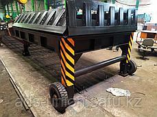 Мобильная рампа для погрузочно разгрузочных работ (Казахстанское производство), фото 3