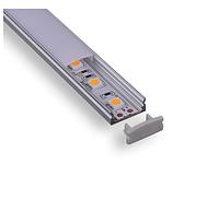Профиль светодиодный 17*7мм накладной C020
