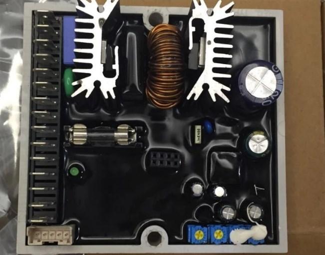 AVR DSR для бесщеточный генератор