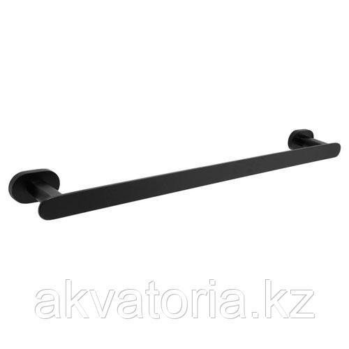 YUA0701/50 CMAT  YUKON Полотенцедержатель хром/черный