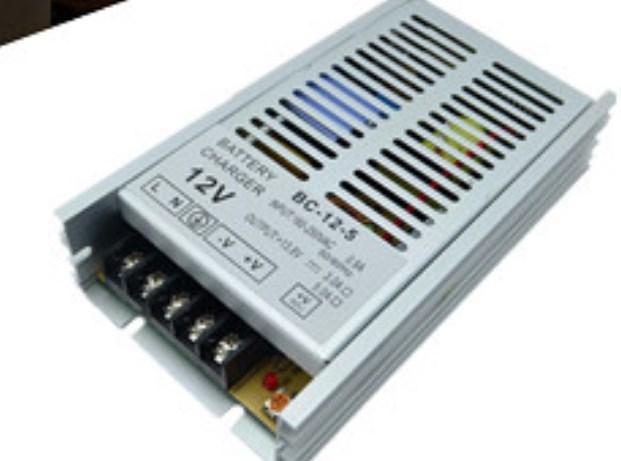 12 В 5A дизель-генератор части зарядное устройство BC125, фото 2