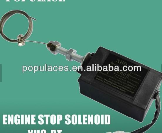 Генераторная установка Стоп электромагнитный 24 В, фото 2