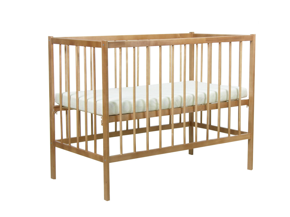 Детская кроватка Фея 101 Медовый