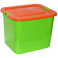 Ящик для хранения 60л. (салатовый)