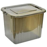 Ящик для хранения 60л. (дымчатый)
