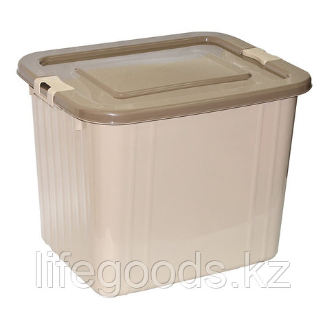 Ящик для хранения 60л. (латте), фото 2
