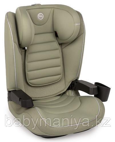 Автокресло 15-36 кг Happy Baby Bronson Green