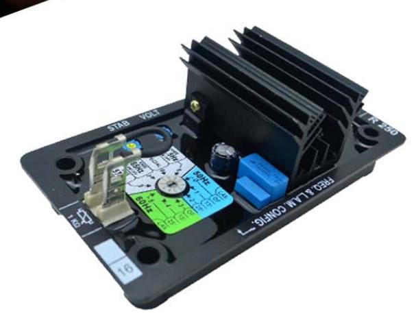 Fuan Бесщеточный солнечный генератор avr схема R250 для продажи, фото 2